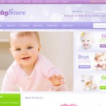 BabyStore Magento e-pood