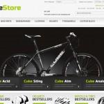 BikeStore Magento e-pood
