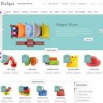 Boutique (e-pood) WordPress Theme