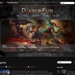 DiabloFun WordPress Theme