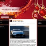 Fancy Christmas WordPress Theme