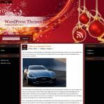 Fancy Christmas WordPress Theme