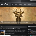 GameFun WordPress Theme