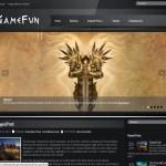 GameFun WordPress Theme