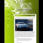 Green Design WordPress Theme