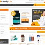 HealthyLife Magento e-pood