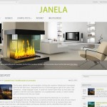 Janela WordPress Theme