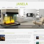 Janela WordPress Theme