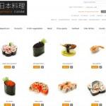 Japanese Cuisine Magento e-pood
