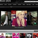 Music Store Magento e-pood