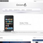 Onion WordPress Theme