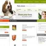 Pets Store Magento e-pood