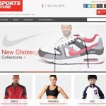 Sports Store Magento e-pood