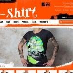 T-Shirt Magento e-pood