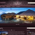 WP Hotel WordPress Theme